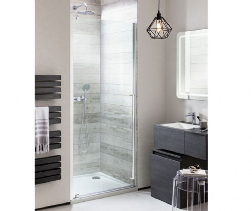Crosswater Simpsons Pier 900 Shower Door - Reversible - Model Number PHDSC0900